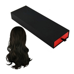 Hair packaging box customizable