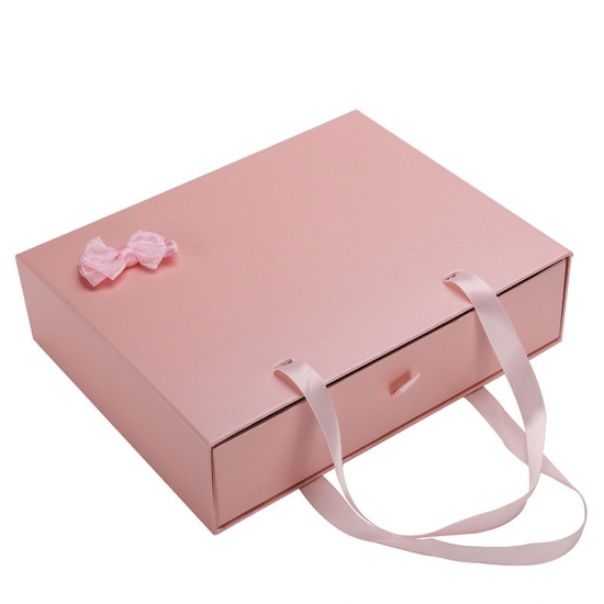Clothing Packaging Boxes With drawer